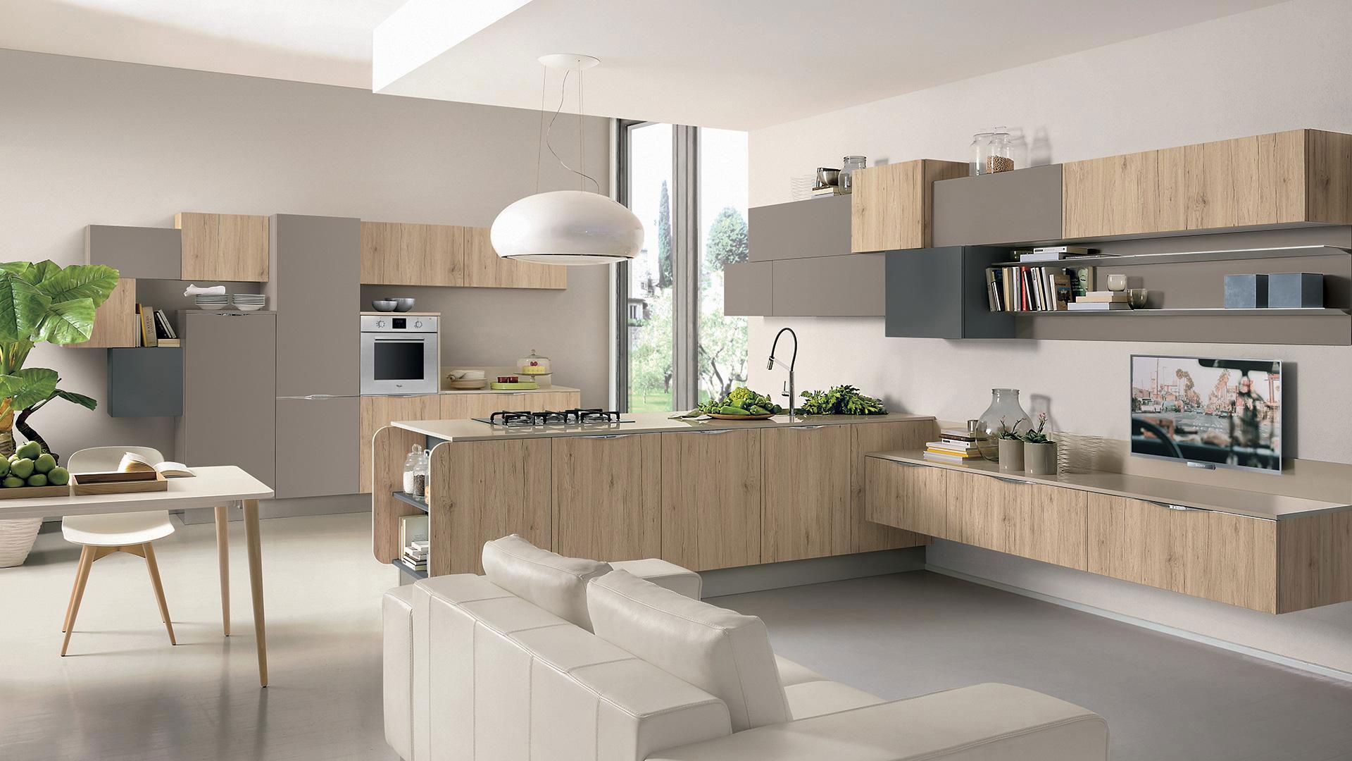 Bruzzi arredamenti - Mobili soggiorno moderno ...